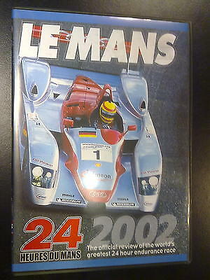 24 Heures du Mans, Le Mans 2002 Official review