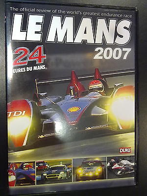 24 Heures du Mans, Le Mans 2007 Official review