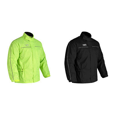 Oxford Rain Seal Motorcycle Motorbike All Weather Over Jackets All Colours