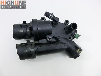 Citroën C-Crosser 07-12 HDI 2,2 115KW Thermostat Flange Thermostat housing