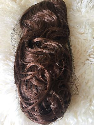 UK seller Curly Hair Full head extensions Curly Wig