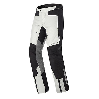 Rev'it! Defender Pro GTX Motorcycle Pants Trousers Grey Black Rev it Revit
