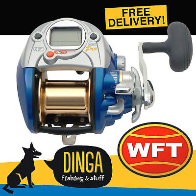 WFT Electra 700 PR Overhead Electric Fishing Reel