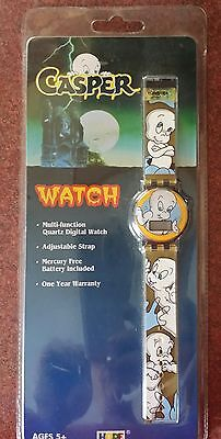 Casper the friendly ghost Watch HOPE 1995 RARE New in package
