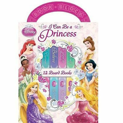 My First Library I Can Be A Princess Free Shipping!