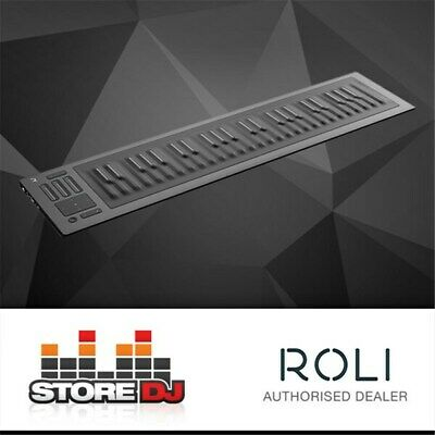 Roli Seaboard Rise 49 5D Touch Multi-Dimensional Keyboard Controller