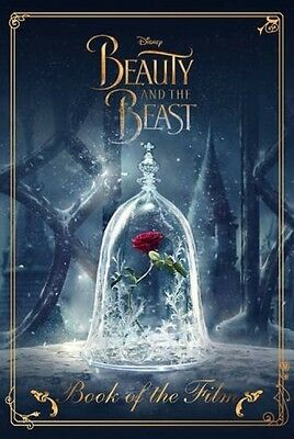 Disney Beauty And The Beast Book Of The Film (Paperback)