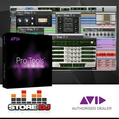 Avid Annual Upgrade Plan for Pro Tools (inc. Activation Card Only)