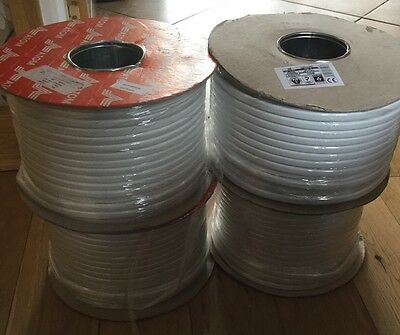 4 x 2.5  twin & earth cable