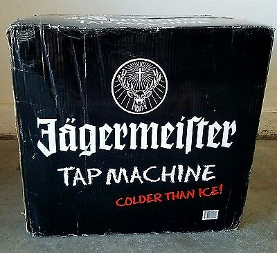 Jagermeister Ice cold shot tap machine