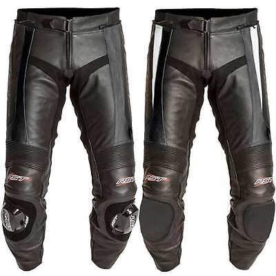 RST Blade Ladies Womens Leather Sports Street Motorcycle Trousers All Sizes