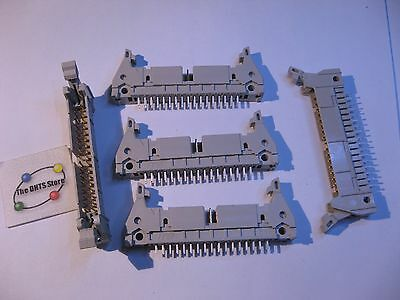 ITW Pancon 050-034-133A Header 34 pin Straight PCB Mount Connector - NOS Qty 5
