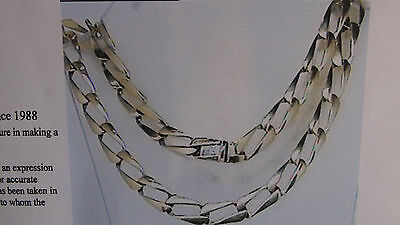 BRAND NEW 18ct Mens Yellow GOLD Chain / Necklace 23.22 Grams, 56.8cm long