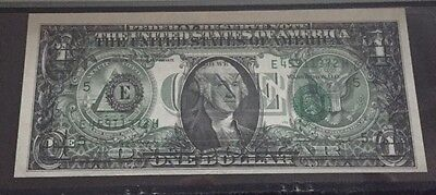 Multiple Printing Rarest Error R9 Back Printed On Front 1988 $1 Frn Finest Known