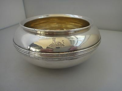 Georgian Sterling Silver Waste Bowl London 1783