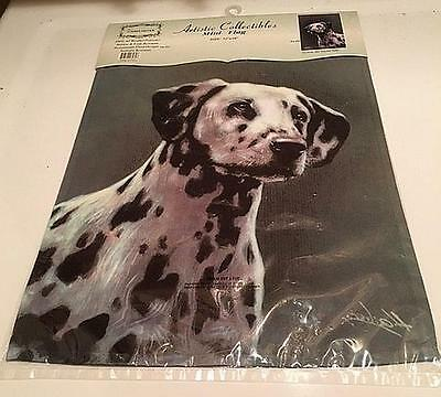 """Dalmation Garden Size Flag:12"""" X 18""""-New In Package!"""