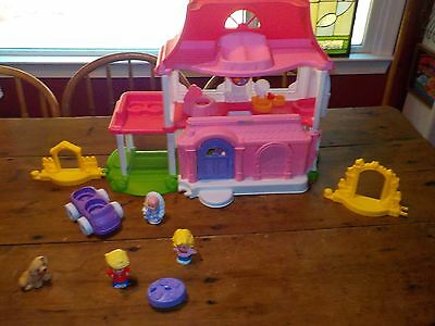 Fisher Price Little People Happy Sounds Home Lot 2013