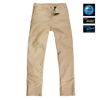 Rokker Sand Chinos Motorcycle Motorbike Slim Fit Classic Trousers All Sizes