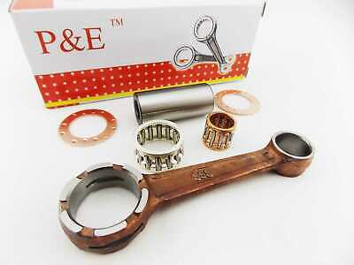 Yamaha Mx100 74-81 P&e Connecting Rod Kit Conrod Bearing Pin Washers