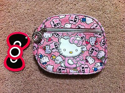 NEW Cute Colourful Hello Kitty Zipper Shoulder Bag