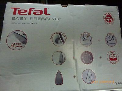 Tefal Easy Pressing Steam Generator