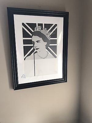 Framed And Signed Pure Evil Limited Edition Print