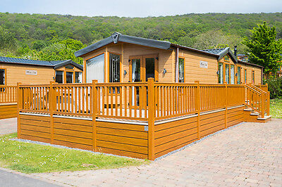 Holiday Lodge for Sale in Somerset at a 5 star Spa Resort in Cheddar