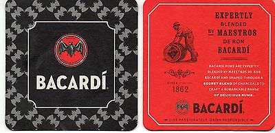 Bacardi Expertly Blended Drink Coaster