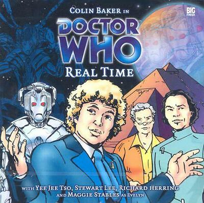 Real Time (Doctor Who), Gary Russell | Audio CD Book | 9781903654781 | NEW
