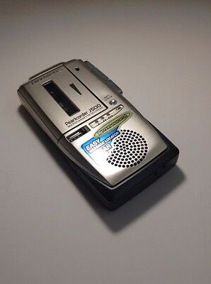 Olympus Pearlcorder J500 Micro cassette Voice Recorder / Dictaphone -