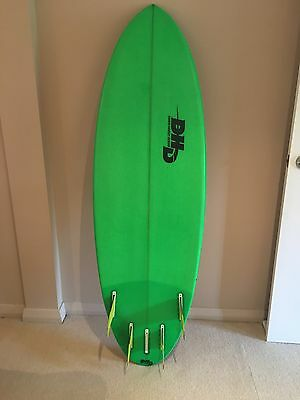 Pocket Knife DHD Surfboard 5'8 33L