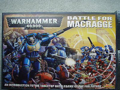 warhammer 40K: 31 marines, 14 tyranids, 17 orks, 51 Lord of the Ring figures +++