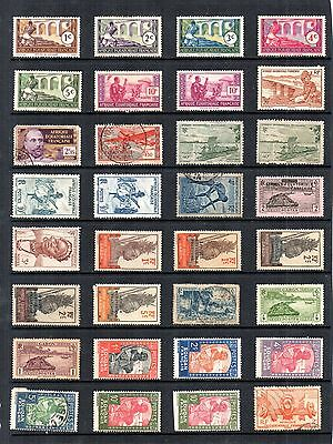 FRANCE & Colonies STAMP COLLECTION Mint Used EARLY Issues REF:QG42a