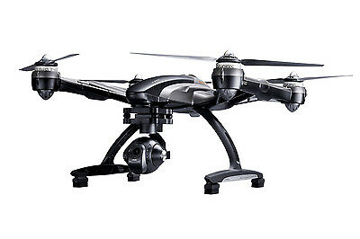YUNEEC - Typhoon G Quadcopter Drone, 4K Yuneec Cam CG03 Gimbal and GoPro Gimbal