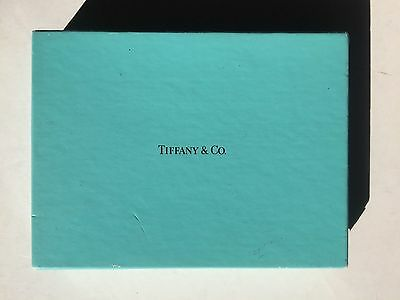 Tiffany & Co Traveler's World Atlas Black Leather Collectible in Tiffany's box