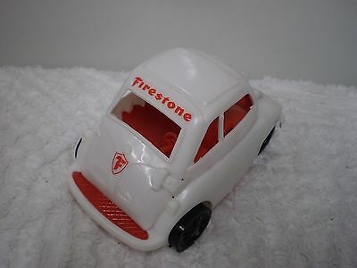 Custom Firestone Tire Isette With Opening Front (White on Red)