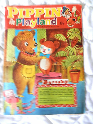 PIPPIN in PLAYLAND ccomic (1976)