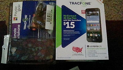 Exclusive-Lg Android 7.0 Nougat Ex-2T- 4G Lte-5.5 Tracfone 1Yr Serv Incl.1500X3