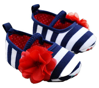 NEW Baby Girl Red Sequin Bow Mary Jane Crib Shoes 0-6 6-12 12-18 M Valentines