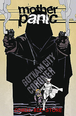 Mother Panic #7 (2017) 1St Printing Dc Young Animal Bagged & Boarded