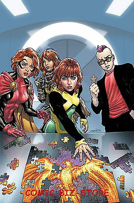 Jean Grey #2 (2017) 1St Printing Bagged & Boarded