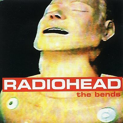 Radiohead - The Bends   LP Vinyl     New & Sealed