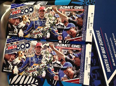 2017 indy 500 tickets