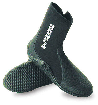 Adrenalin 5mm Neoprene Zip Dive Boots