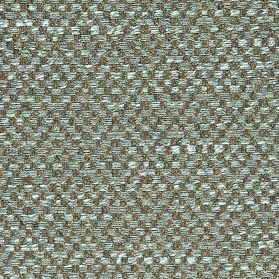 GP & J Baker Geometric Diamond Upholstery Fabric Athlone Aqua 9.4 yd BF10421-725