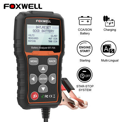 ANCEL AD410 OBD II Check Engine Light Code Reader I/M Readiness Auto Scanner