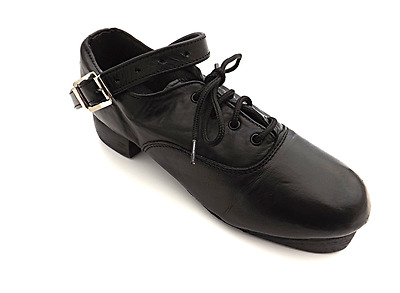 Irish Dance Leather Hard Jig Heavy Shoes