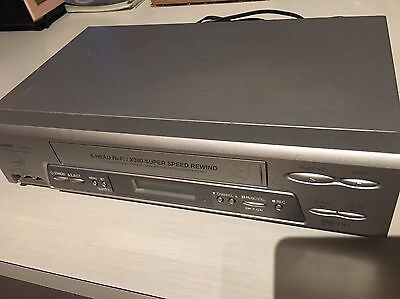 Sharp VCR Video Cassette Player