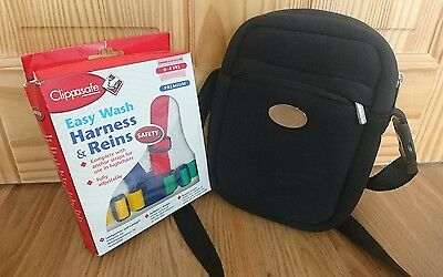 Philips Avent Insulation  Bottle Warmer Thermabag, NEW clippasafe reins harness