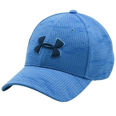 Under Armour Print Blitzing Stretch Fit Basecap Kappe water 1273197-464 Cap